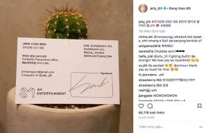 """Sulli khoe được làm CEO, netizen Hàn tích cực """"góp đá"""" để cô xây nhà."""