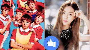 """Netizen Hàn đứng ngồi không yên khi Tiffany bấm """"thích"""" màn cover Gee của Red Velvet"""