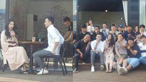 HOT: Rò rỉ hình ảnh Soobin Hoàng Sơn cùng Jiyeon (Tara) quay MV chỉ trong 8 giờ đồng hồ