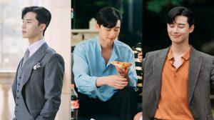 Để trông 'hoàn hảo' trong mắt thư kí Kim, Phó chủ tịch Lee chỉ toàn mặc hàng hiệu thôi