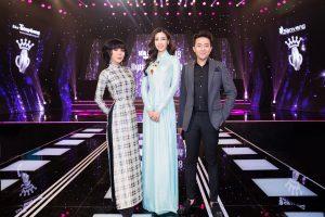 Sau 2 năm, Đỗ Mỹ Linh từ thí sinh lên vị trí bình luận Người đẹp Nhân ái