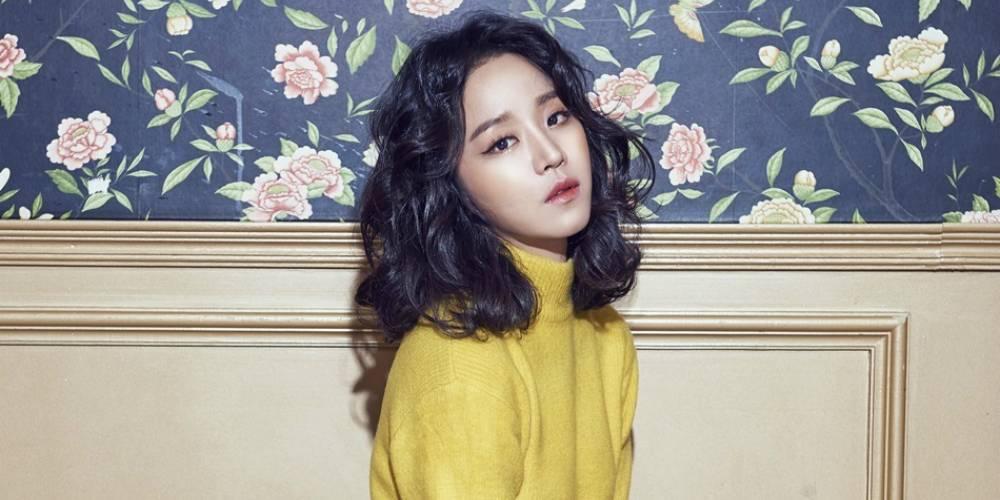 Nữ viên viên Shin Hye Sun trong vai Woo Seo Ri