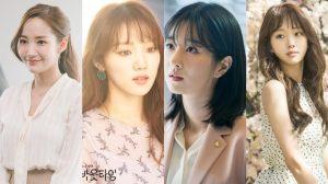 Không ngờ những kiểu tóc đang gây sốt trên phim Hàn lại trông đơn giản đến vậy