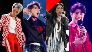 """Cocofest 2018: Ca sĩ """"Despacito"""" bất ngờ xuất hiện ở vị trí khán giả cổ vũ cho Nicole Scherzinger và các nghệ sỹ Việt"""