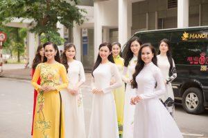 Chỉ mới mở đầu Sơ khảo khu vực phía Bắc thôi mà Hoa hậu Việt Nam 2018 đã xuất hiện nhiều nhan sắc rạng rỡ như thế này
