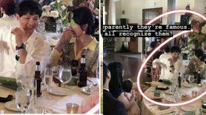Song Hye Kyo sánh đôi chồng Song Joong Ki sang Mỹ dự đám cưới