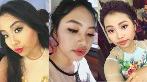 Phương Mỹ Chi bị fan chê 'già như bà cô' vì makeup quá đậm ở tuổi 15