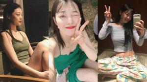Sulli 'quên' áo ngực ra đường nhiều đến nỗi netizen Hàn chán không thèm chê