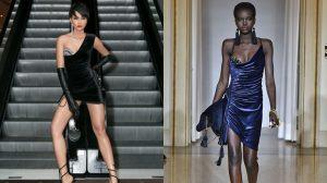 Rộ lên nghi vấn H'Hen Niê mặc váy nhái của Versace vẫn dành được 'Best Dress of the night' tại sự kiện thời trang