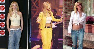 Cùng một cách diện đồ, phải chăng Quỳnh Anh Shyn, Chi Pu đang học hỏi style Britney Spears năm 2000?