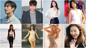 """""""Tăng cân"""" – Món quà """"chất phát ngất"""" nhiều sao Hàn tặng fan mỗi dịp comeback"""