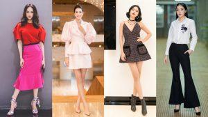 SAO MẶC ĐỈNH: Áo đầm lộng lẫy bất ngờ được dàn mỹ nhân Việt thay thế bằng những bộ cánh đơn giản và thời thượng