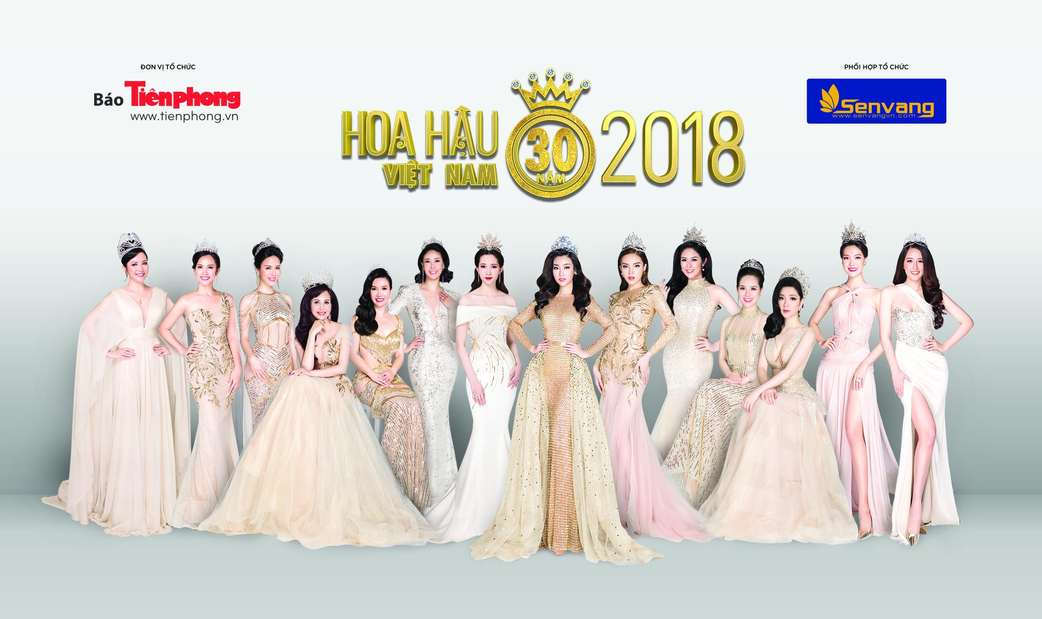 Lần đầu tiên tất cả các Hoa hậu Việt Nam sắp tụ hội trên cùng một sân khấu