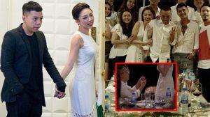 Fan còn chưa kịp ăn mừng thì Hoàng Touliver đã lên tiếng phủ nhận cầu hôn Tóc Tiên