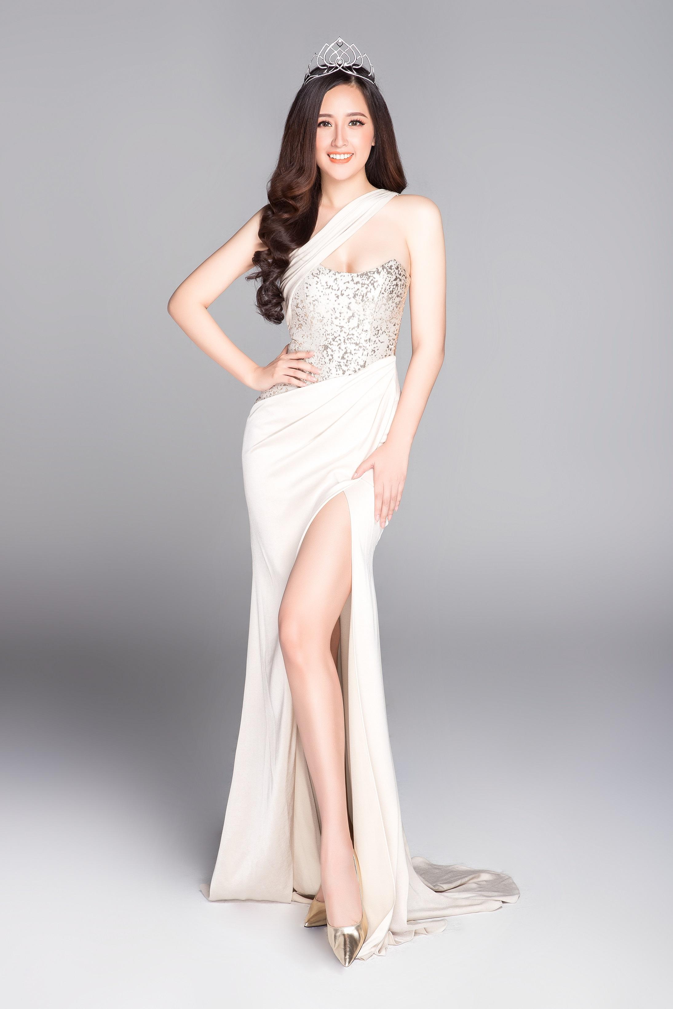 Bộ ảnh đẹp như nữ thần của tất cả các Hoa hậu Việt Nam