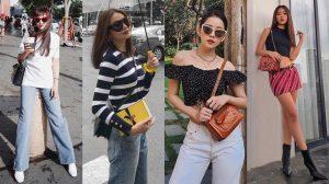 Street style sao Việt: Diện đồ đơn giản nhưng phụ kiện thì 'chất' miễn bàn