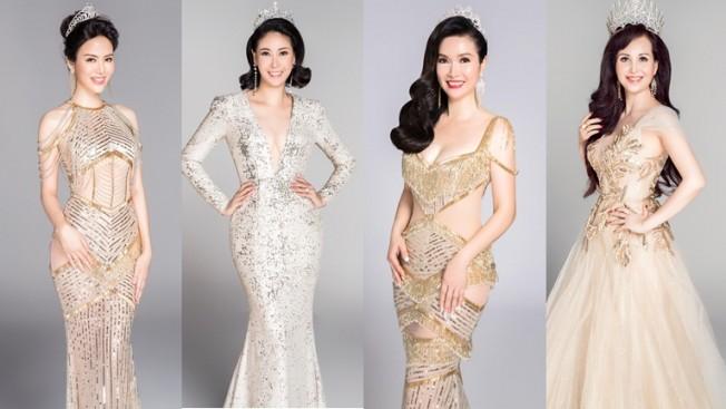 """30 năm Hoa hậu Việt Nam – Những câu chuyện """"đến giờ mới kể"""""""