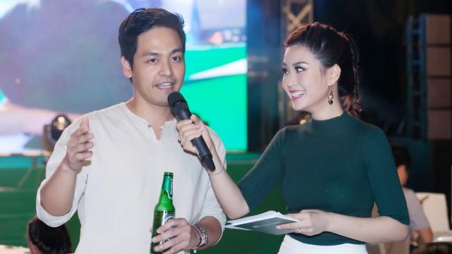 Á hậu Diễm Trang càng đắt show MC càng trẻ trung bất ngờ