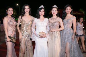 Dàn Hoa – Á hậu 3 thập kỉ hội tụ tại đảo Tuần Châu