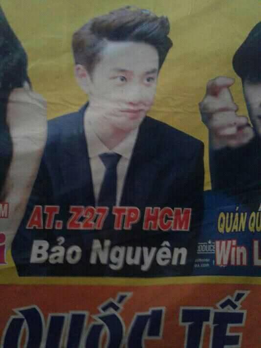 D.O a.ka. Bảo Nguyên, nhóm nhạc AT.Z27 TP HCM