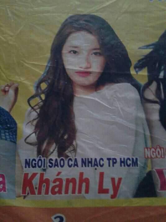 Suzy a.ka. Khánh Ly, ngôi sao ca nhạc Tp HCM