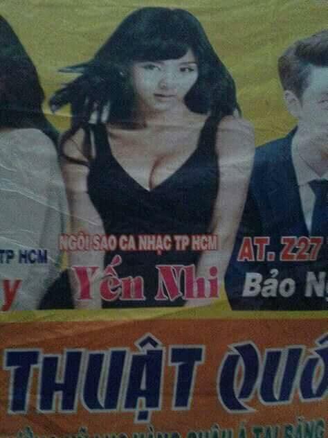 G.NA a.k.a Yến Nhi - ngôi sao ca nhạc Tp HCM