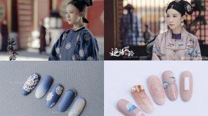 7 mẫu nails đẹp 'rụng rời' dành riêng cho fan Diên Hi Công Lược