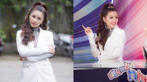 Hết làm MC đến 'sắm vai' giám khảo, Á hậu Diễm Trang đích thị mẹ một con chăm chỉ chạy show nhất nhì showbiz