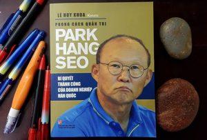 Ra mắt sách về cách quản trị của HLV Park Hang Seo