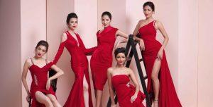 """""""Mãn nhãn"""" với nhan sắc nữ thần của các Hoa hậu, Á hậu Hoàn vũ Việt Nam trong bộ ảnh mới"""