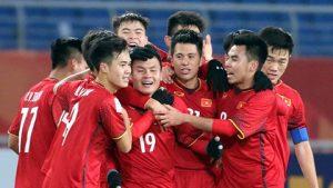 """""""Chất chơi"""" như các trường đại học, sẵn sàng cho sinh viên nghỉ học để cổ vũ Olympic Việt Nam"""