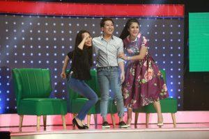"""Trấn Thành bất ngờ tố """"người đẹp Tây Đô"""" Việt Trinh trên sóng truyền hình"""