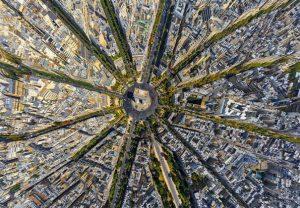 Những cảnh đẹp thế giới nhìn từ trên cao