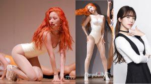 Từng bị bố Yang chê bai thậm tệ, nữ idol Kpop bị netizen tẩy chay vì khoe thân phản cảm