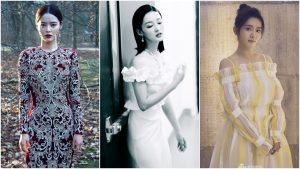 """Cận mặt nhan sắc """"như hoa như ngọc"""" của dàn """"hậu cung tam mỹ"""" trong Như Ý truyện"""