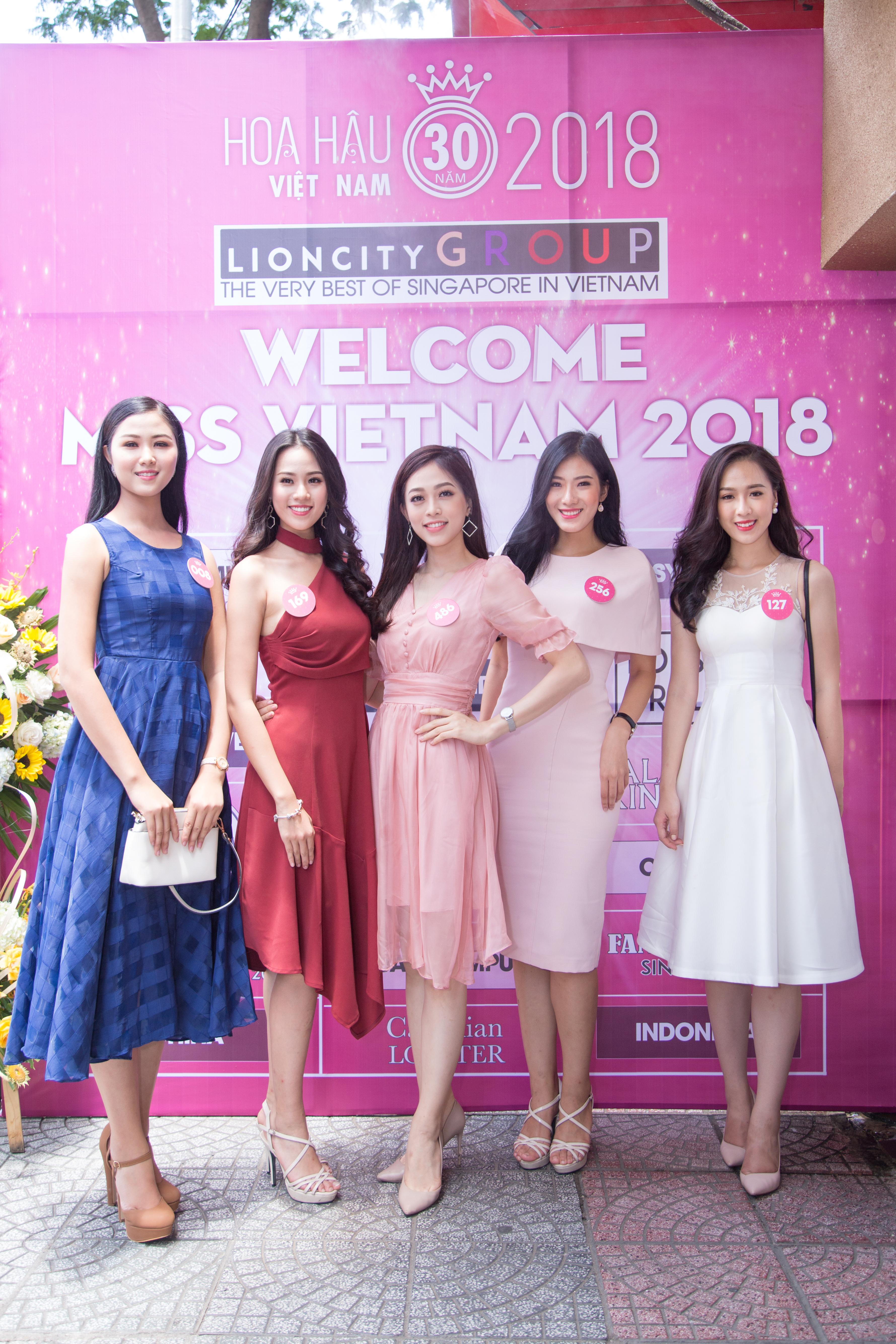 Khám phá bữa ăn sang chảnh của thí sinh Hoa hậu Việt Nam 2018