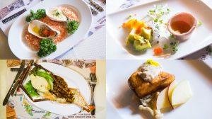 Khám phá bữa ăn sang chảnh của thí sinh Hoa hậu Việt Nam tại nhà hàng Singapore trứ danh
