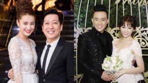 Liệu đám cưới của Trường Giang – Nhã Phương có đang là bản sao của Trấn Thành – Hari Won?