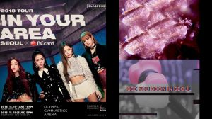 Blackpink khiến fan đứng ngồi không yên khi 'thả thính' về concert đầu tiền tại Seoul