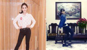 Bất ngờ với màn Kpop dance như vũ công chuyên nghiệp của Tân Á hậu 1 Bùi Phương Nga