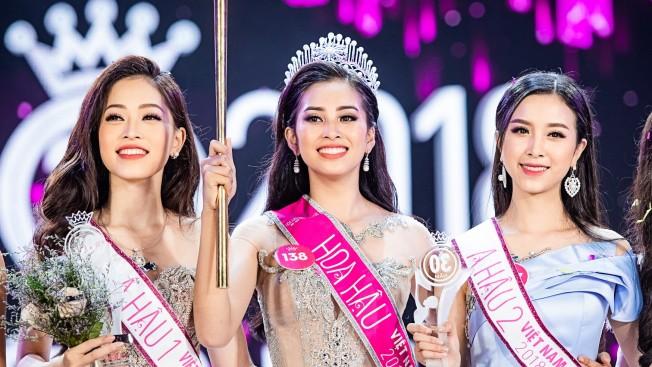 Nhan sắc Top 3 Hoa hậu Việt Nam 2018: 10X vs 9X - Topsao