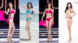 Mới 18 tuổi, nhưng Tân Hoa hậu Việt Nam 2018 sở hữu body chuẩn đến từng centimet