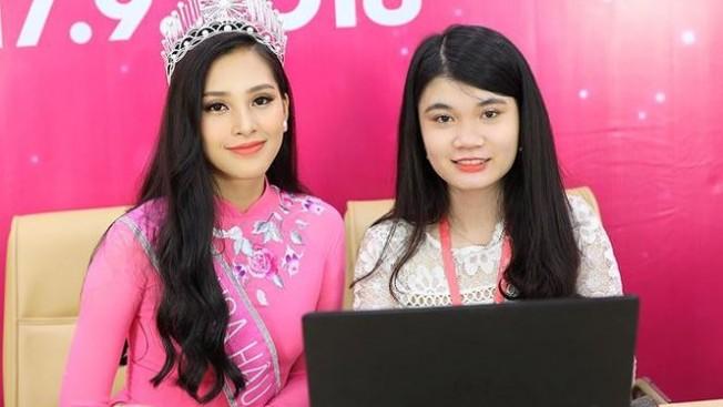 Hoa hậu Trần Tiểu Vy: 'Tôi đủ bản lĩnh để vượt qua cám dỗ' - Topsao