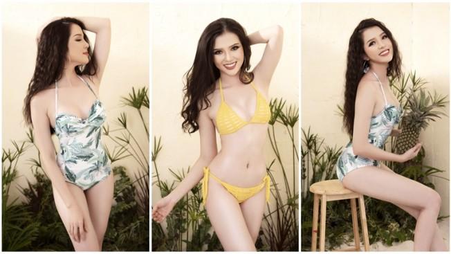 Thúy Vi khoe nhan sắc trước thềm cuộc Miss Asia Pacific International