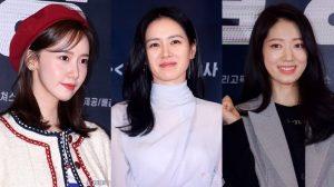 Sự kiện ra mắt phim của Son Ye Jin gây bão với sự xuất hiện của dàn mỹ nhân hot nhất xứ Hàn