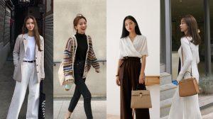 Sắm đủ 6 item này bạn sẽ có street style mùa thu đẹp miễn chê
