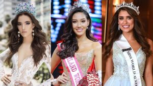 Lộ diện những đối thủ của Hoa hậu Trần Tiểu Vy tại Miss World 2018