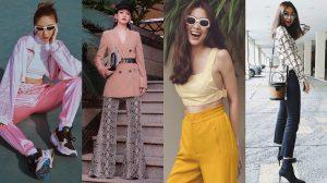 Street style sao Việt: Hà Tăng trẻ trung gái đôi mươi, Thanh Hằng đơn giản xuống phố