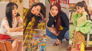 4 girlcrush đình đám nhất Kpop chuẩn bị cùng debut trong 1 nhóm nhạc hoàn toàn mới của SM