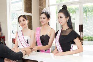 Top 3 Hoa hậu Việt Nam chia sẻ kỷ niệm tại ngôi nhà chung Léman Luxury Apartments